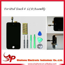 For iPod touch 4 LCD with digitizer latest china mobiles with prices