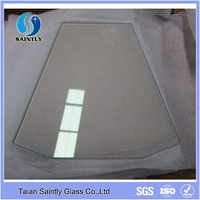 3.2mm 4mm tempered heat resistant oven door glass
