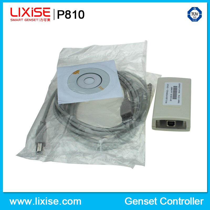 P810 diesel generator engine interface module
