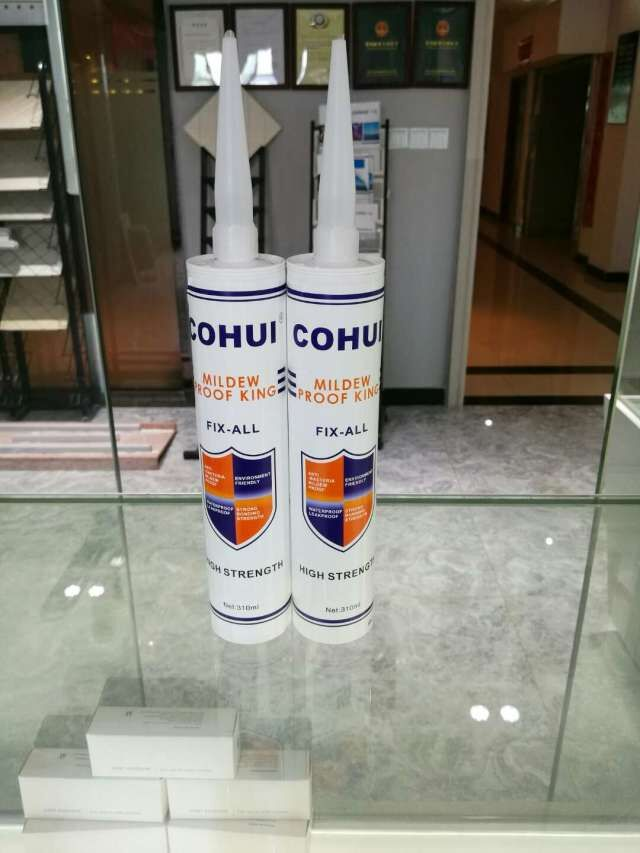 Fix All high performance sink thermal glue / adhesive / plaster for electric components
