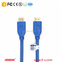 ADSON Premium HDMIv1.4 Male to Male Cable, 1M-20M, 4K resolution, 3D Dispaly, Durable and Flexible