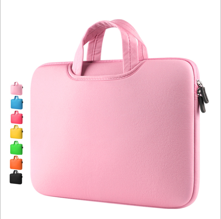 Waterproof and shockproof eco-friendly laptop case for macbook air 15""