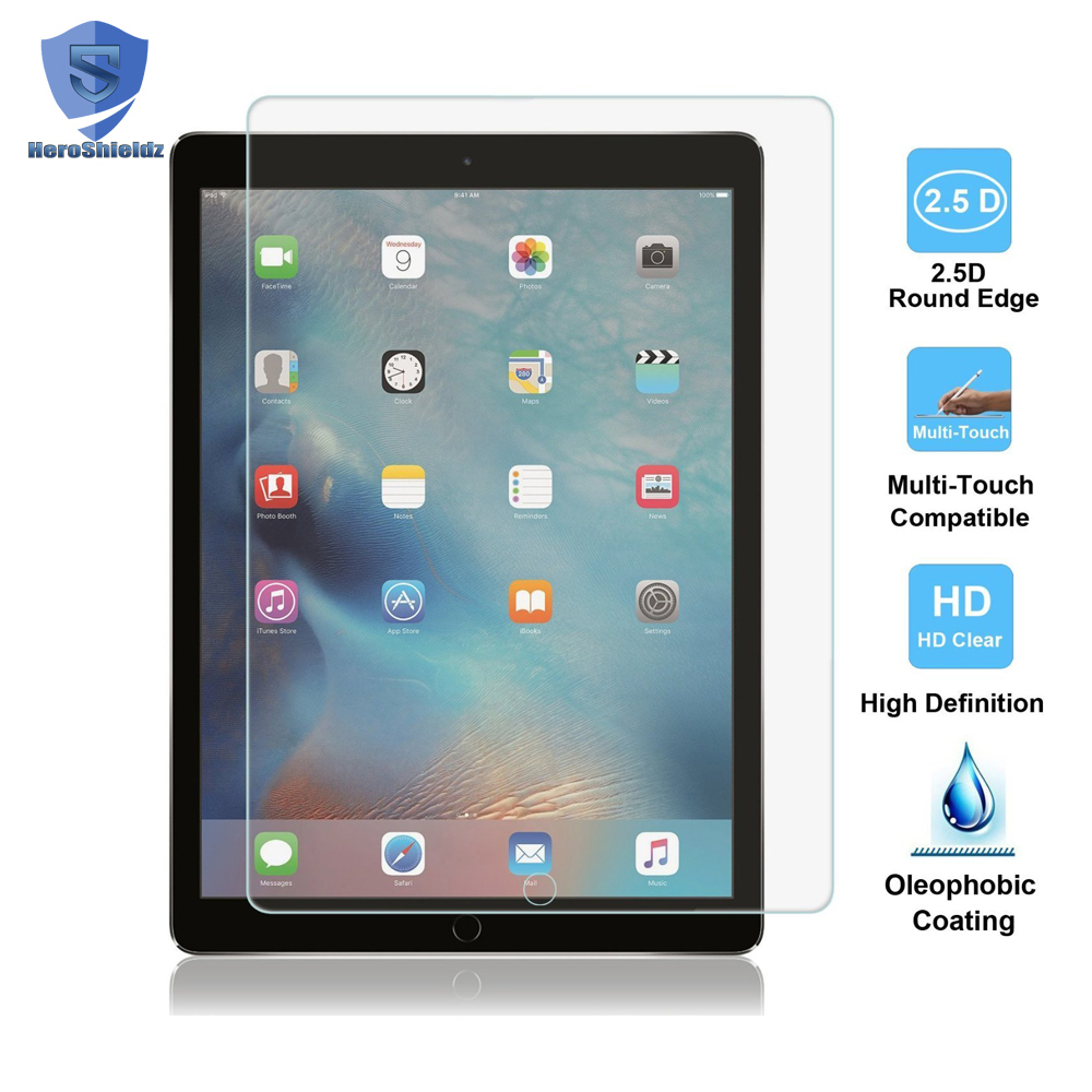 Wholesale 9H 0.33mm HD Ultra Clear Shockproof Tempered Glass Screen Protector For iPad Mini 4 7.9'' Anti-Dust Screen Protector