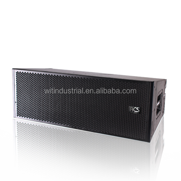 Comapct design 10inch empty line array box