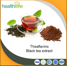 best quality Yunnan theaflavins instant Black Tea Extract