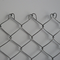 SGS vinyl coated chain link fence specifications for basketball fields