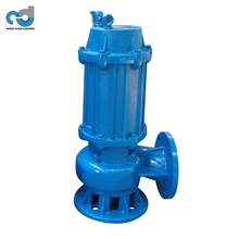 High Flow Rate Vertical Inline Sewage Centrifugal Water Pump
