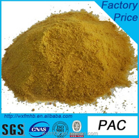 PAC poly aluminium chloride for industry waste water treatment