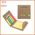 Custom Logo Eco Friendly 20 Sheets 8.0*8.5CM Sticky Notes Flags All kinds Of Sticky Notes Supplier