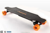 Remote control skateboard ,much lighter much thinner, 8.8Ah 24V/1200W , brushless with hall sensor motor ,SK-B2,hoverboard