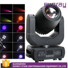Professional Stage Lamp Dmx512 Control Dj Night Club Beam Sharpy 150W Led Moving Head Light For Sale