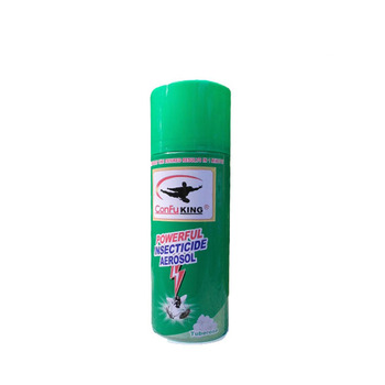 Low - risk and strong - effect aerosol chemical insecticide