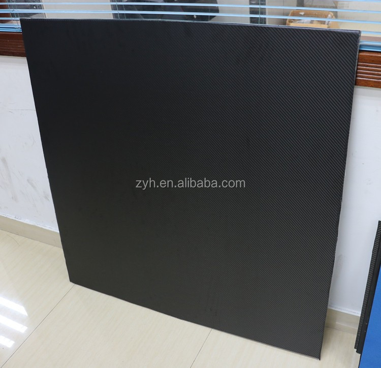 High quality fashion looking carbon fiber table top 10mm