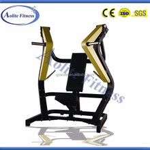 Decline Chest Press High Quality Commercial Fitness Gym Equipment/Strength Machine with Integrated Trainer