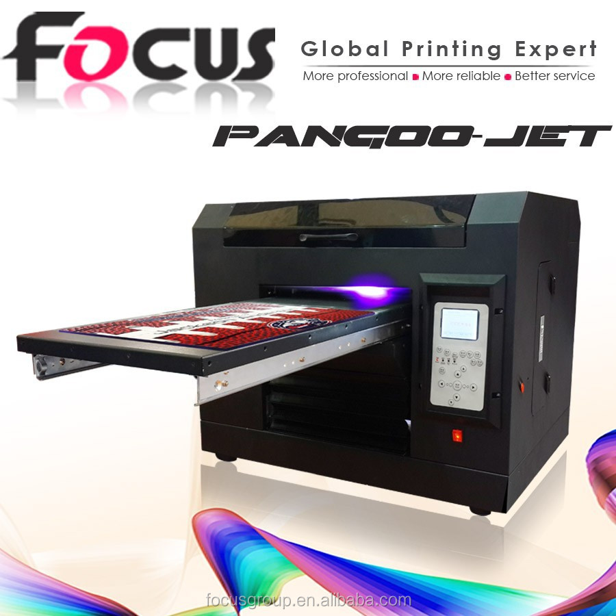 Popular China Manufacturer Shanghai Digital High Quality UV Eco Solvent Printer A3