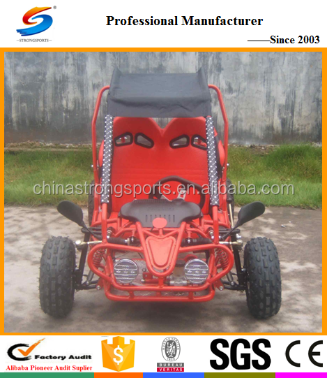 GK004 Hot sell Go Kart with CE Certificate,and 125cc Go Kart and Go Cart for kids