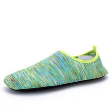 Summer fitness unisex skin aqua beach shoes for gym yoya swiimming and surfing