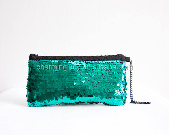 Christmas Sequin Bag Purse handbag