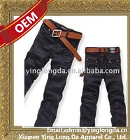 Customized High quality mens jeans fashion