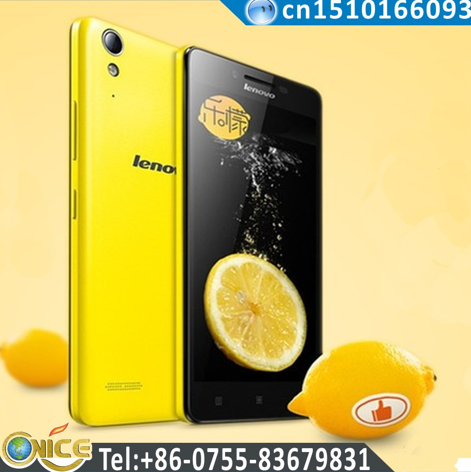 Very Low Price Smartphone Mobile Phone Android 4g Lenovo K3 5 inch CPU MSMS8916 Quad Core 1.2GHz