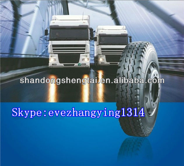 Tire for 420hp 10 wheel Towing Truck in transportation tyre