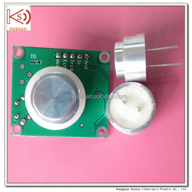 split ultrasonic transceiver and receiver ultrasonic sensor module gh-311rt