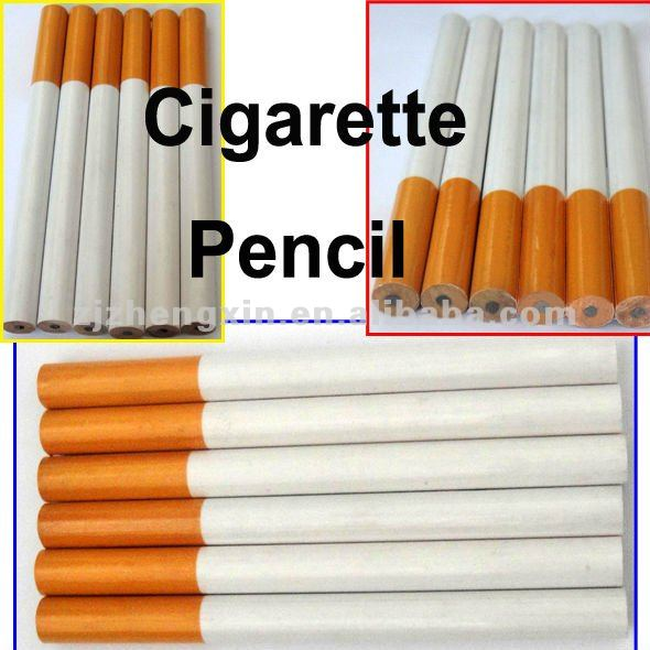 cigarette pencil