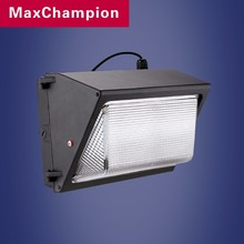 UL DLC Commercial Outdoor LED Wall Pack Lighting Retrofit Kit, Cool White LED Wall Pack Light Fixture