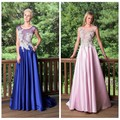 prom satin lace prom sexy revealing evening dress patterns