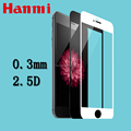 Tempered Glass film protector screen for iPhone,0.3mm 9H touch screen film