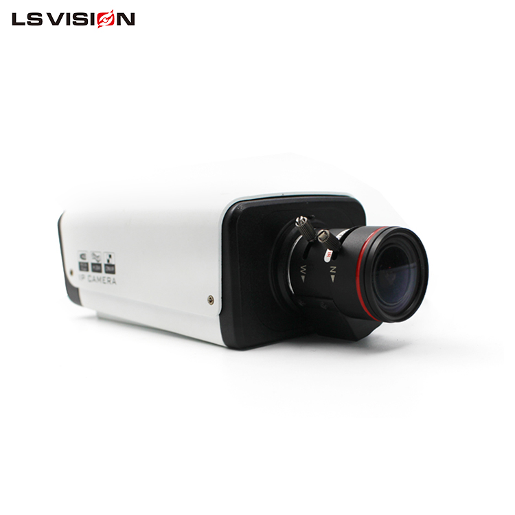 LS VISION High Definition IP66 Outdoor Video Surveillance IR IP Security Camera POE
