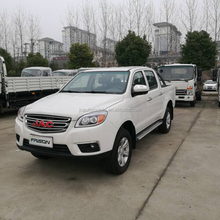 Chine brand famous brand JAC 4*2 Pick Up Double Cabin Truck made in China