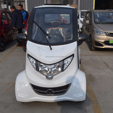 2018 new model Solar Two 3 Seater Electric Car