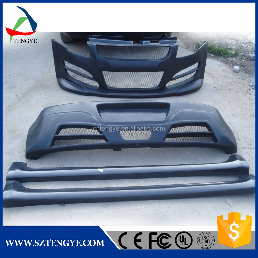 ABS vac forming plastic Car Front Grille Guard