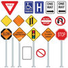 Custom traffic sign