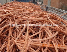 High Purity Copper Scrap (millberry) 99.99% red copper