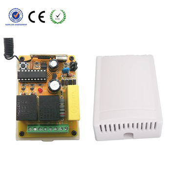 MC402PC Hot-selling Wireless remot control for gate 220v