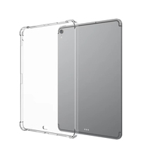 For iPad Mini 5 2019 Crystal Case Anti Knock Transparent TPU Cover