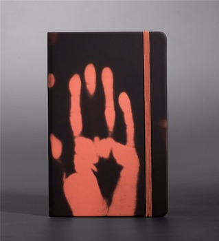 Custom Thermal Pu Diary Notebook