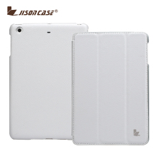 New Arrvial 8 Colors Available Ultra Thin Leather Flip cover For Ipad Mini Tablet Case