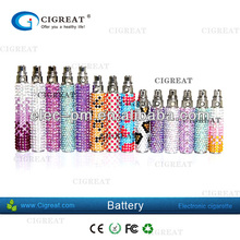 diamond battery,Cigreat best sell e cigarette diamond battery 900mah.bling diamond for ego battery,first for woman ego diamond