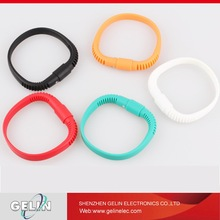 Digital cheap silicone bangle touch pen