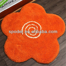 2014 Fashion Flower Pot Baby Bathroom Mat Cleaning Mat Bath Mat