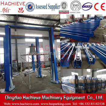 2 post vehicle hoists / vehicle lifting device