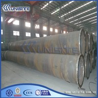 good price steel spiral pipe with or without flanges(USB2-032)