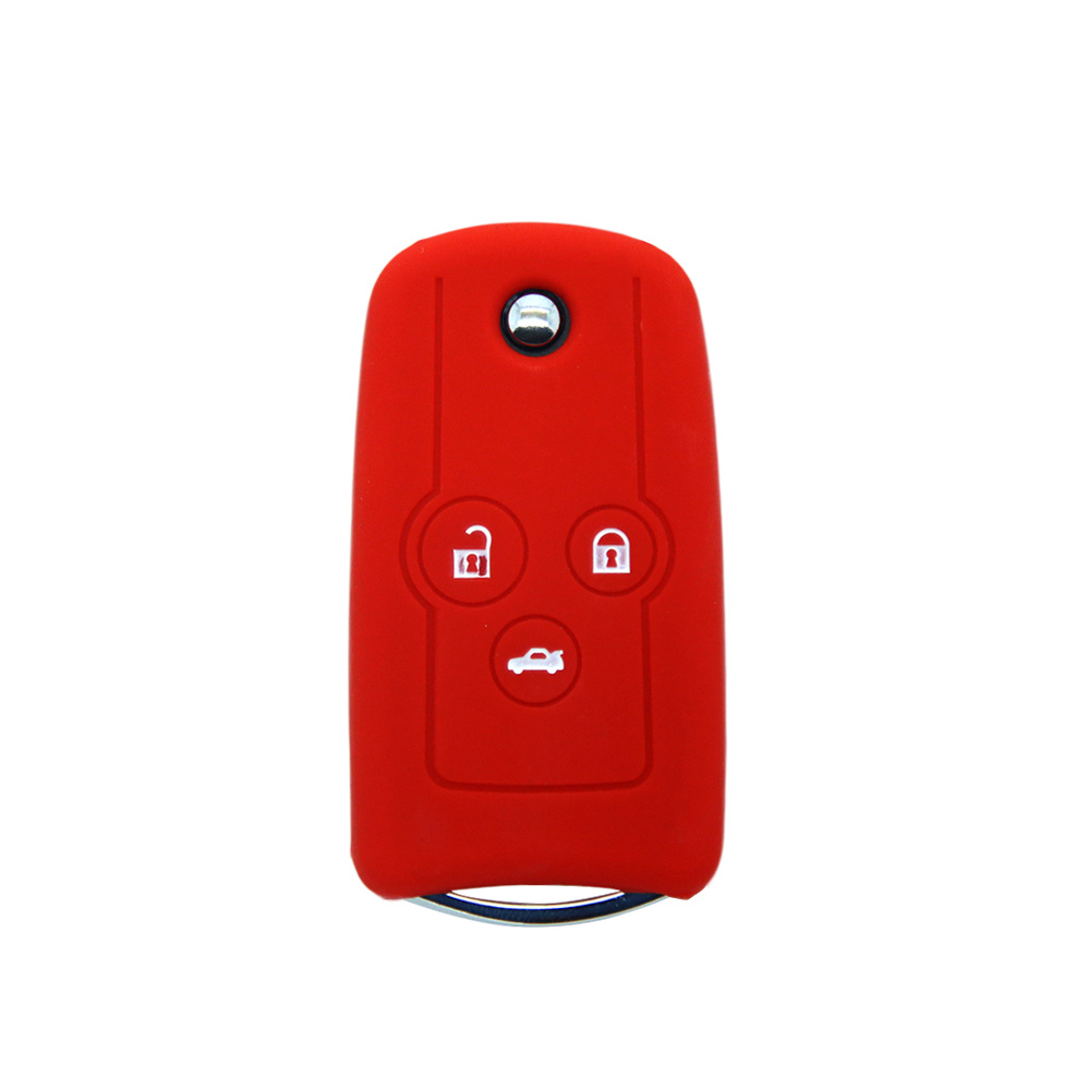 Customized hot sellingfactory silicone car key cover key case key <strong>protecter</strong>