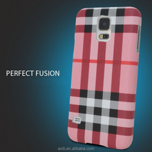Luxurious Lattice Dazzling Total Defense Protector Cover for Samsung S5