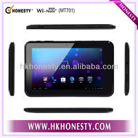 7 inch tab pc 3g calling with sim card slot