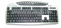 cheapest standard Wire Keyboard from shenzhen factory