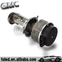 Car Accessories H4 40w 2400lm CREE